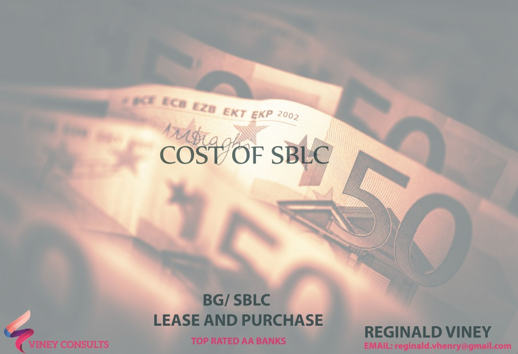 cost of  sblc